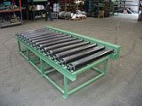 Extra Heavy Duty Powered by chain conveyor