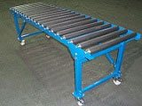 straight conveyor gravity system