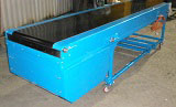Telescopic Boom Conveyor