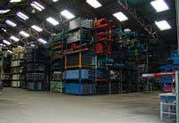 Our warehouse in Telford